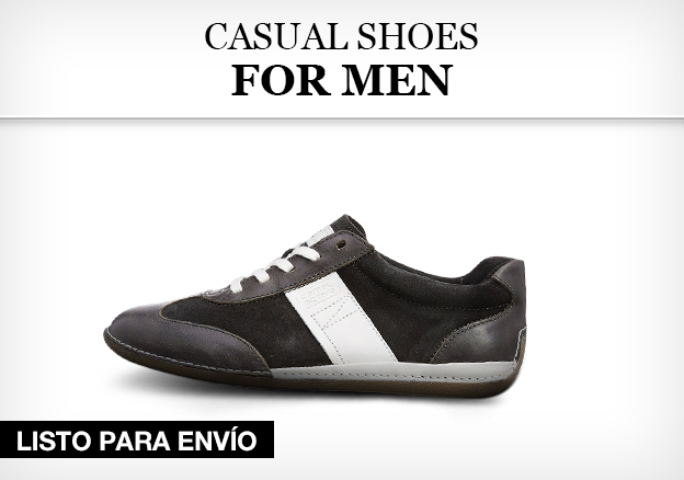 Casual shoes for him