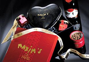Maxim's de Paris!