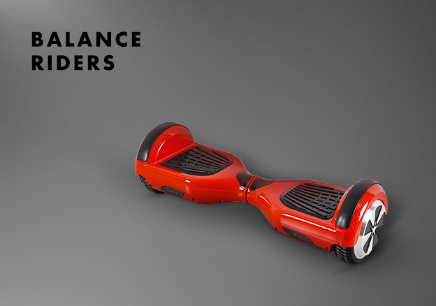 Balance Riders