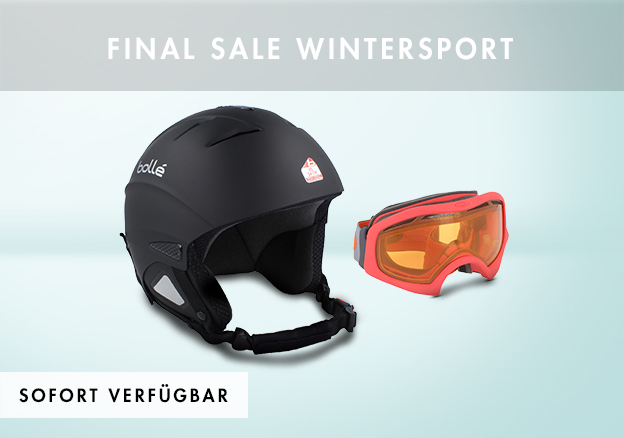 Final Sale Wintersport!