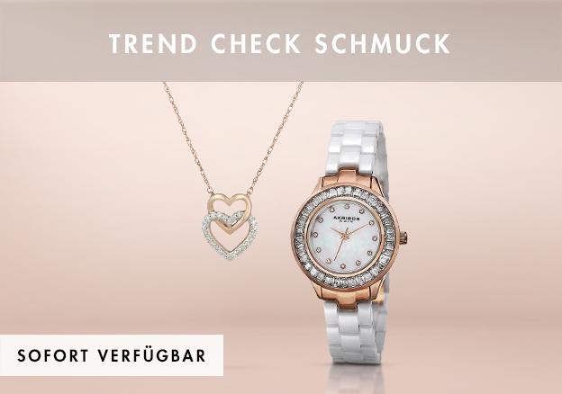 Trend Check Schmuck bis -86%