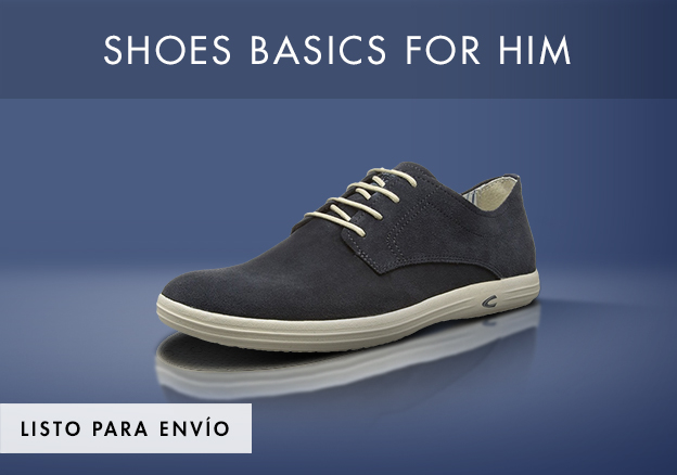 Shoes basics for him!