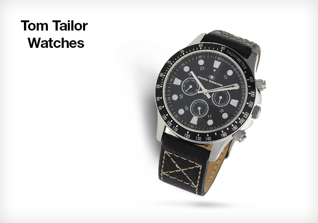 Tom Tailor Watches