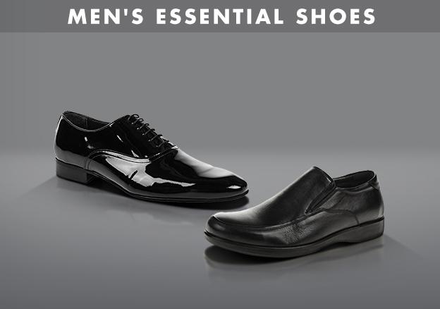 Men's Essential Shoes!