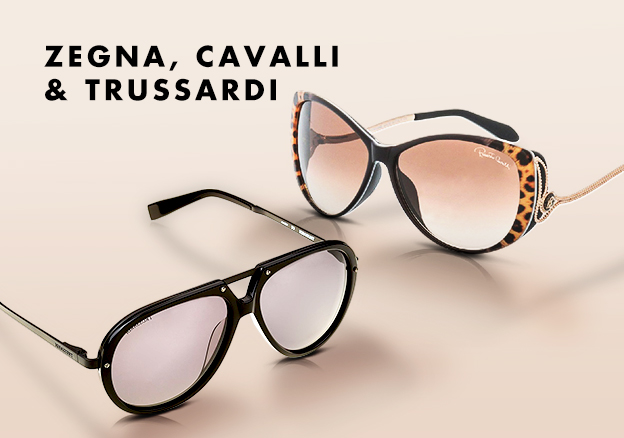 Zegna, Cavalli & Trussardi!