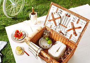 Picknick bij Ascot