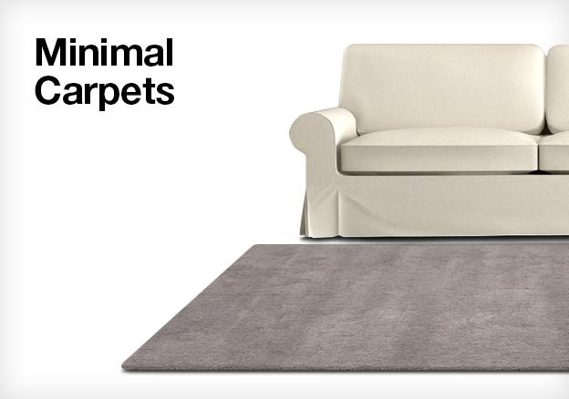 Minimal Carpets