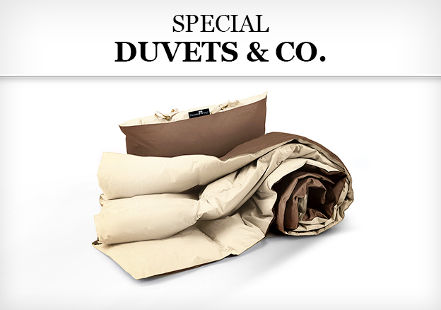 Special Duvets & Co!