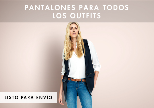 Pantalones para todos los outfits