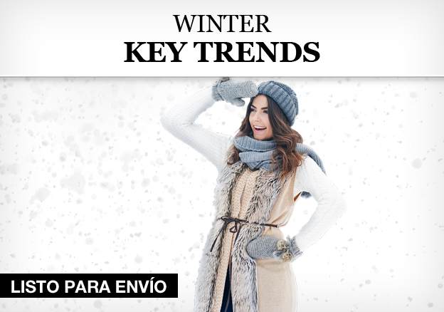 Winter Key Trends