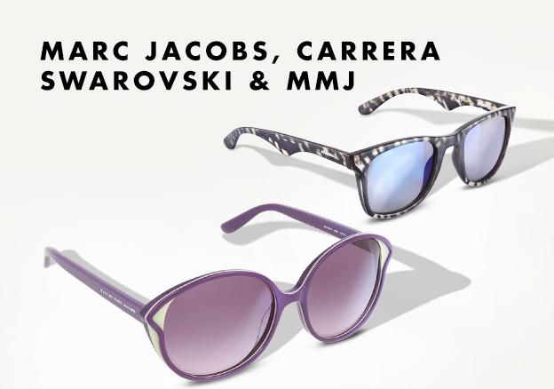 Marc Jacobs, Carrera , Swarovski & MMJ