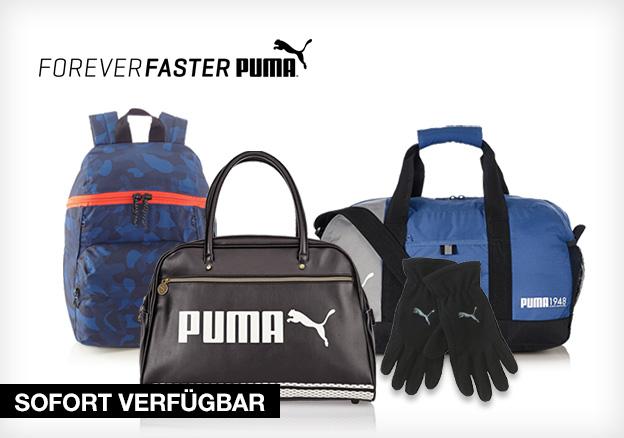 Puma: Accessories & Taschen