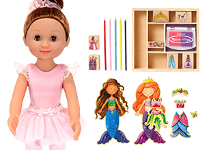 Full of Fun: Dolls, Dress Up & More