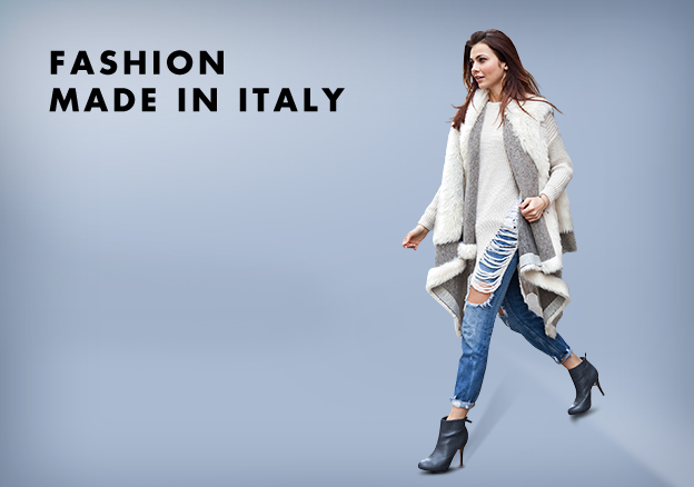 Fashion made in Italy!