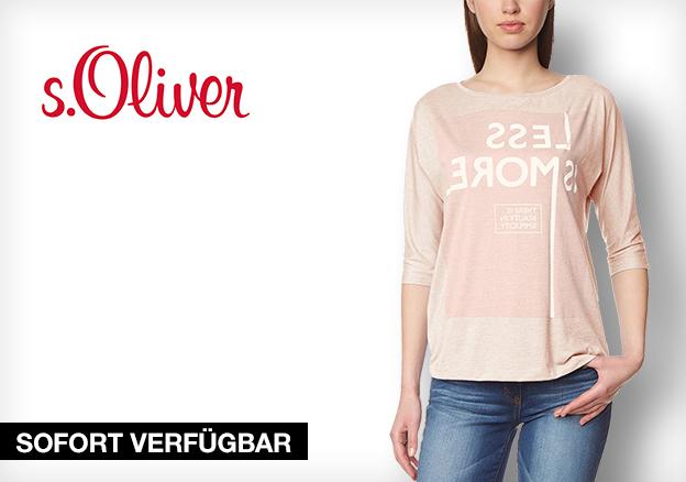s.Oliver: Shirts