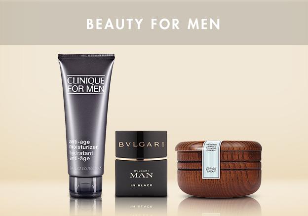 Beauty for Men!