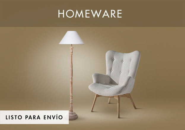 Homeware up to -65%!