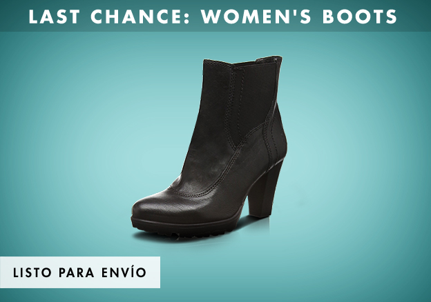Last chance – Women's boots