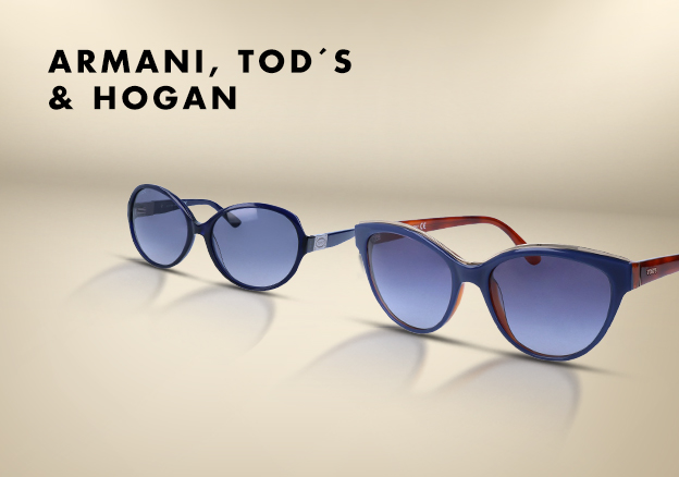 Armani, Tod´s & Hogan