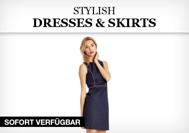 Stylish Dresses & Skirts