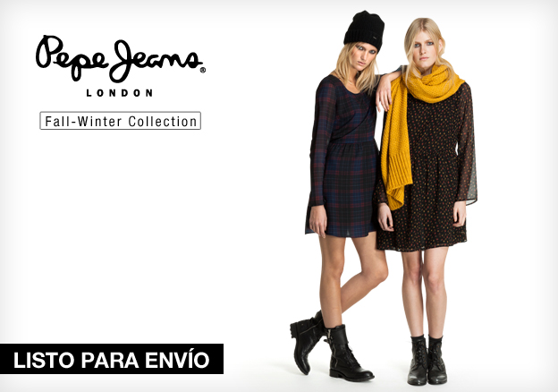 Pepe Jeans London: Otoño-Invierno