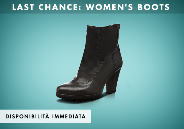 Last chance - Women's boots
