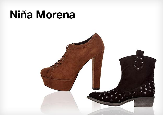 Niña Morena!