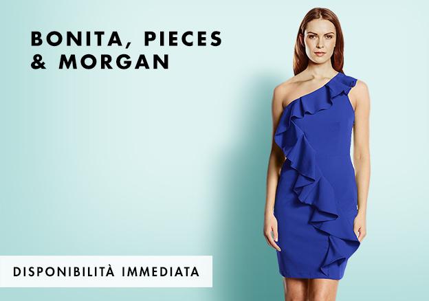 Bonita, Pieces & Morgan!