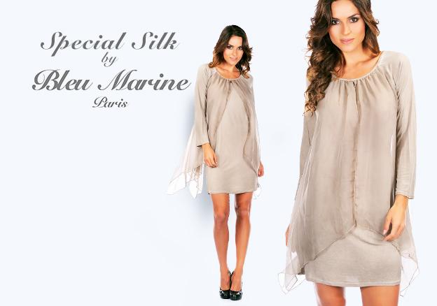 Special Silk by Bleu Marine