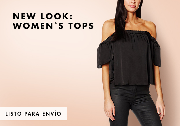 New Look: Women`s tops!