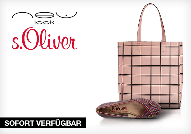 New Look and s.Oliver