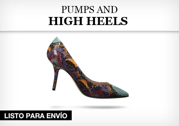 Pumps and High Heels!