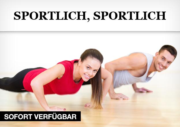 Sportlich Sportlich