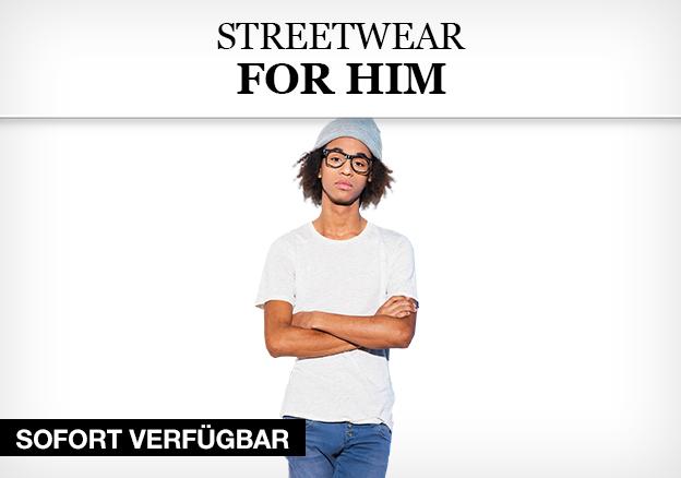 Streetwear for Him