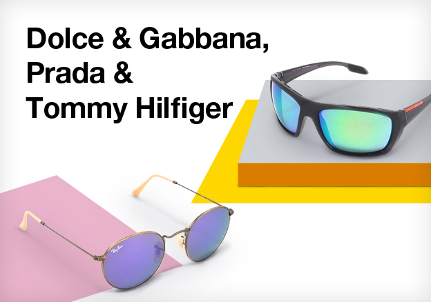 Dolce & Gabbana, Prada & Tommy Hilfiger