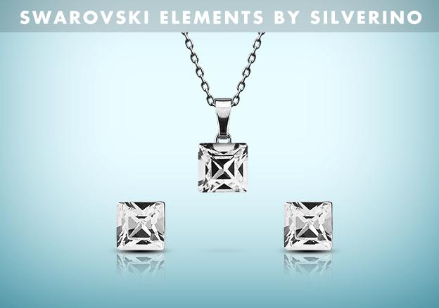 Swarovski Elements by Silverino!