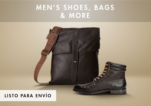 Men's Shoes, Bags & More up to -76%