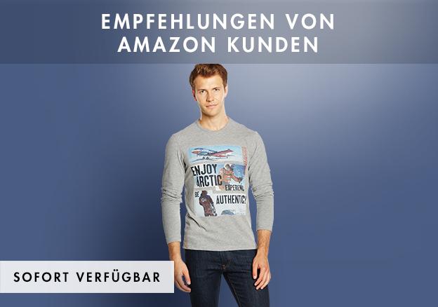Empfehlungen von Amazon Kunden