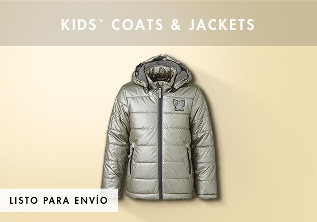 Abrigos y chaquetas para niños!