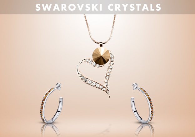 Swarovski Crystals!