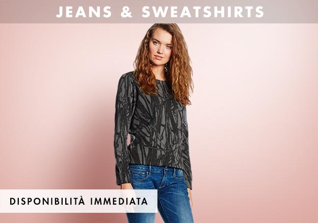 Jeans & Sweatshirts