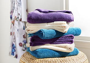 70% Off & More: Robes & Towels!
