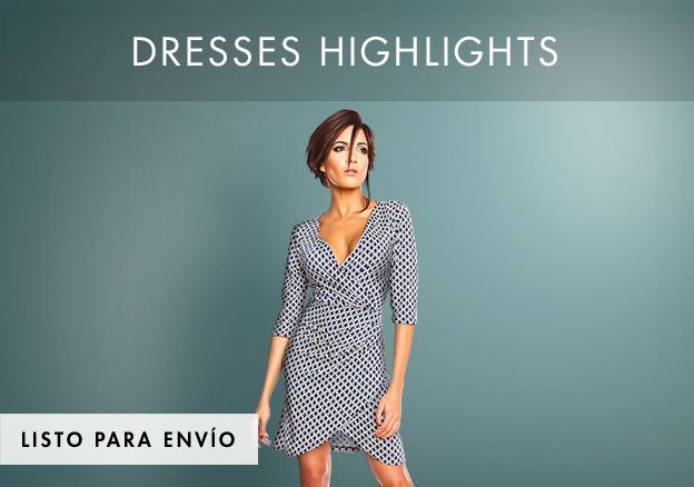 Dresses Highlights up to -74%