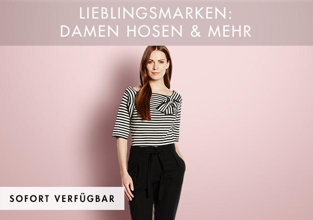 Lieblingsmarken: Damen Hosen & Mehr bis zu -69%