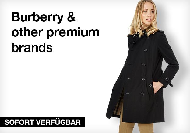 Burberry & other premium brands
