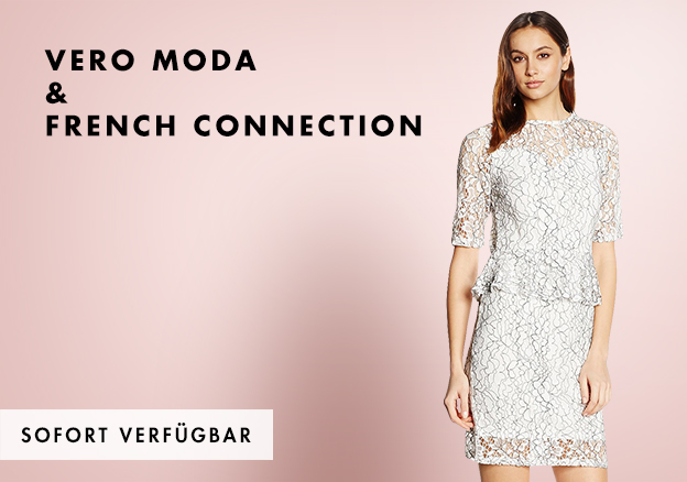 Vero Moda & French Connection!