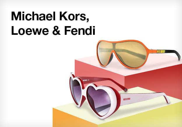 Michael Kors, Loewe & Fendi
