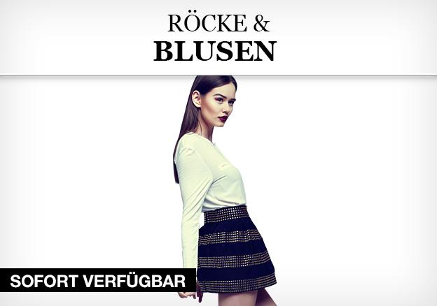 Röcke & Blusen