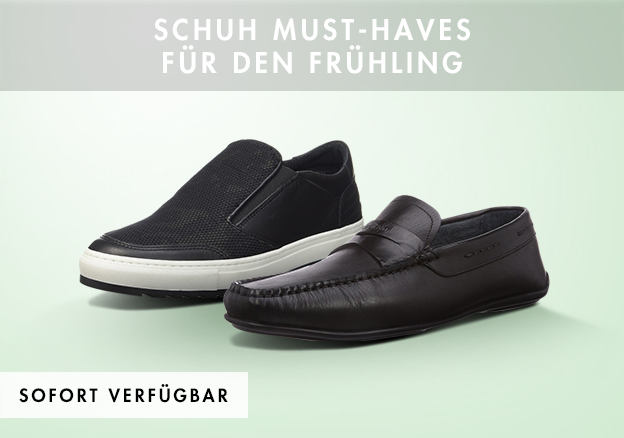 Spring Essentials - Slipper und Mokassins bis -71%