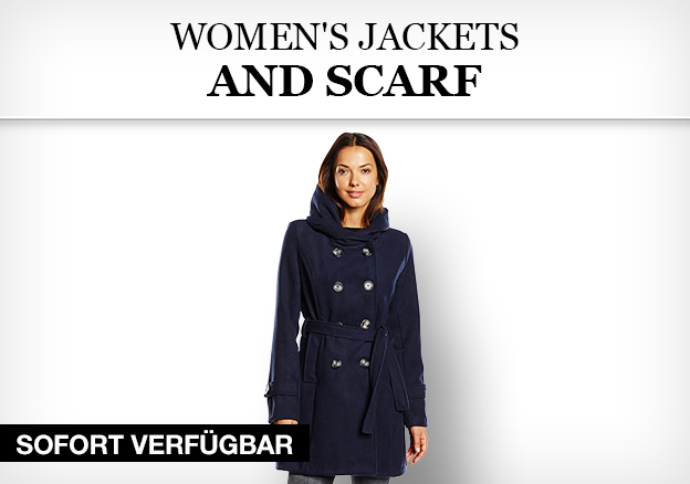 Women's Jackets and Scarfs